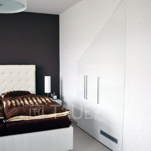 Designová ložnice od TAUER habitat