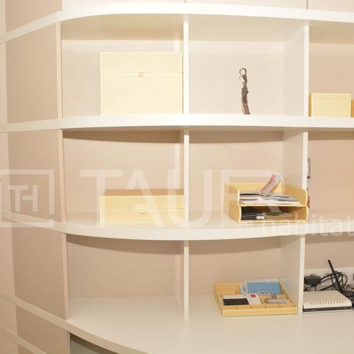 Designová knihovna od TAUER habitat 35