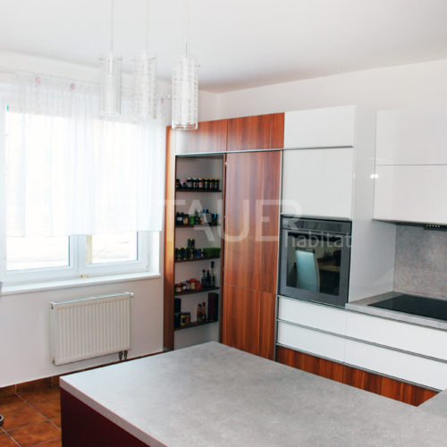 Designová kuchyň od TAUER habitat 38