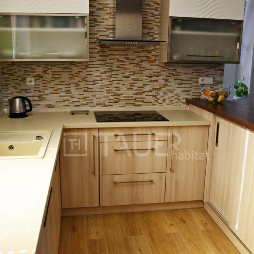 Designová kuchyň od TAUER habitat 25
