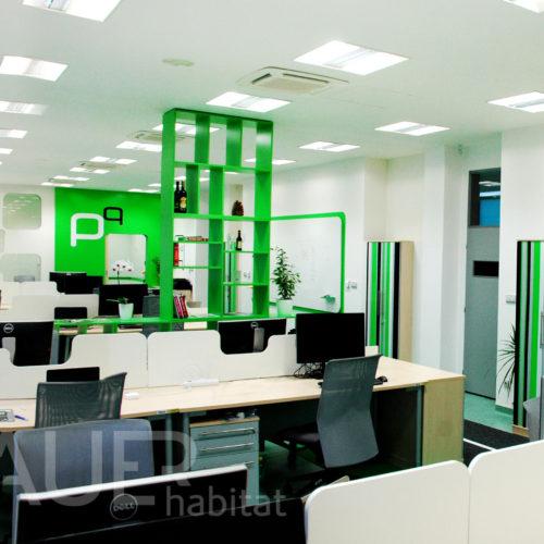 Designová pracovna od TAUER habitat 11