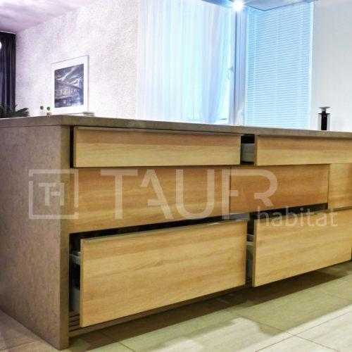Designová kuchyň od TAUER habitat 34