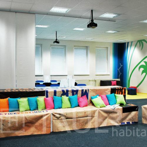 Designová pracovna od TAUER habitat 12