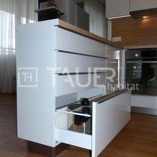 Designová kuchyň od TAUER habitat 52