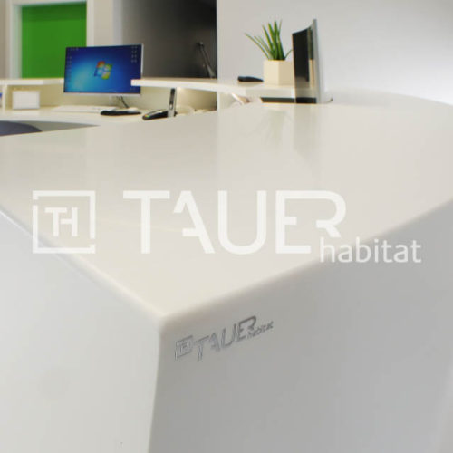 Designová recepce Zubárna od TAUER habitat 5