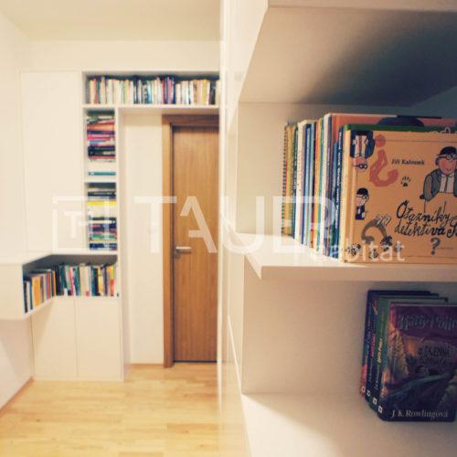 Designová knihovna od TAUER habitat 10