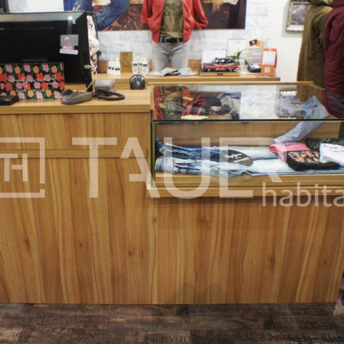 Prodejní vitrína od TAUER habitat 22