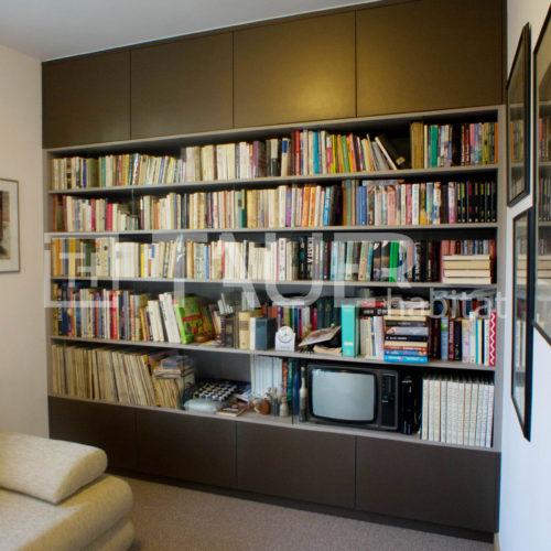 Designová knihovna od TAUER habitat 4