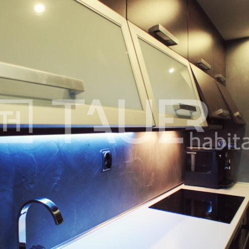 Designová kuchyň od TAUER habitat 8