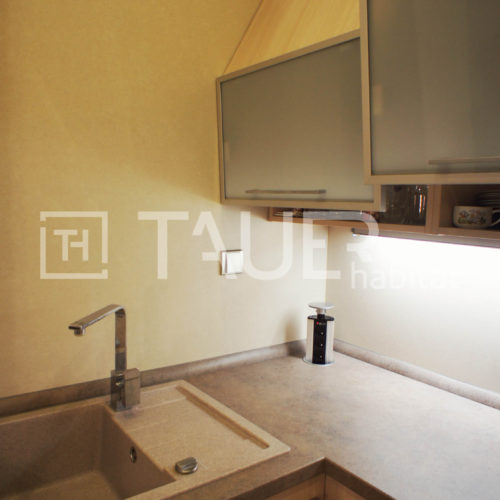 Designová kuchyň od TAUER habitat 16
