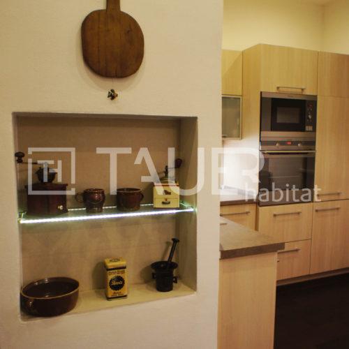 Designová kuchyň od TAUER habitat 15