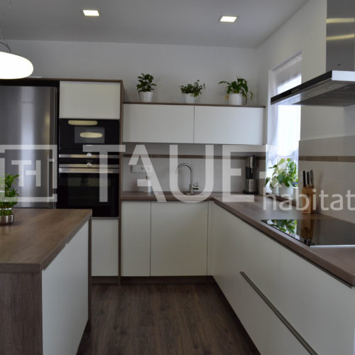Designová kuchyň od TAUER habitat 20