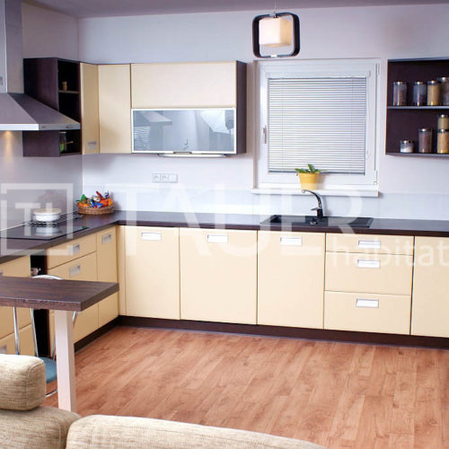 Designová kuchyň od TAUER habitat 40