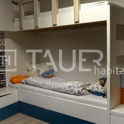 Designový dětský pokoj od TAUER habitat 9