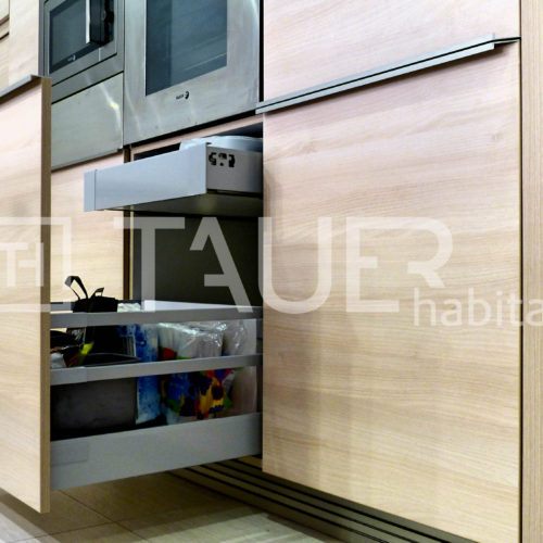 Designová kuchyň od TAUER habitat 47