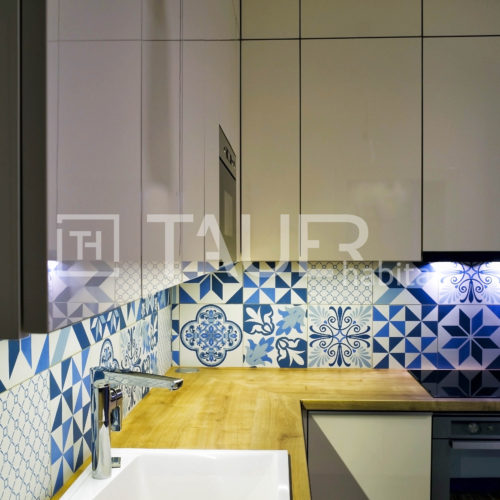 Designová kuchyň od TAUER habitat 6
