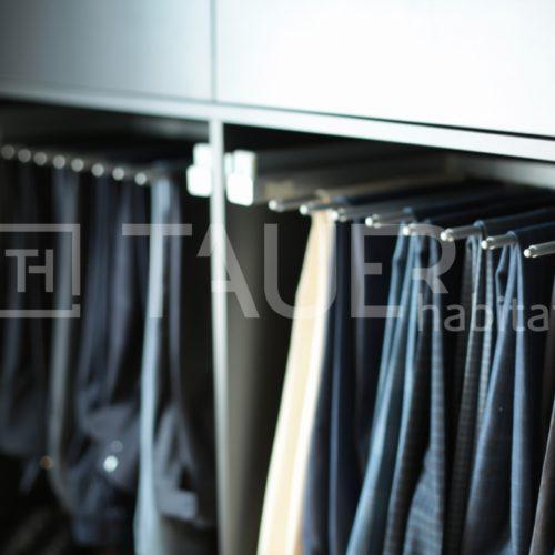 Designová vestavěná skříň od TAUER habitat 16