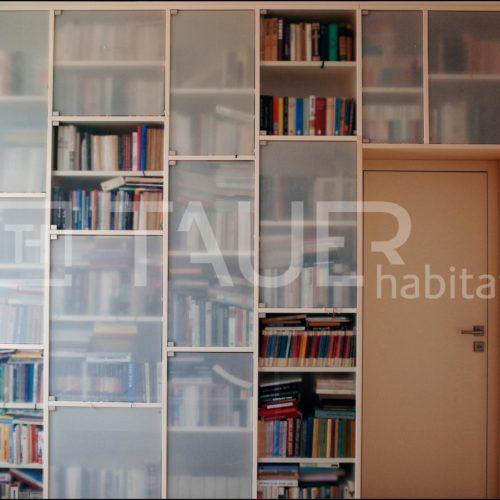Designová knihovna od TAUER habitat 28