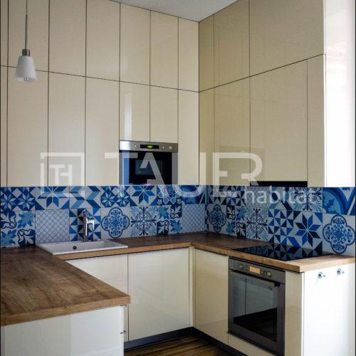 Designová kuchyň od TAUER habitat 5