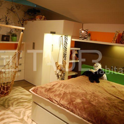 Designový dětský pokoj od TAUER habitat 1