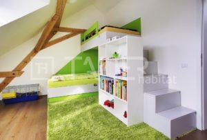 Designový dětský pokoj od TAUER habitat 6