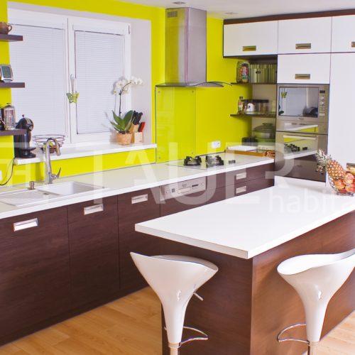 Designová kuchyň od TAUER habitat 54