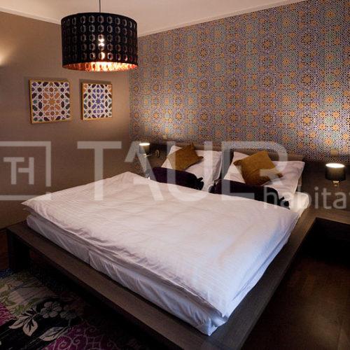 Designová ložnice od TAUER habitat 11